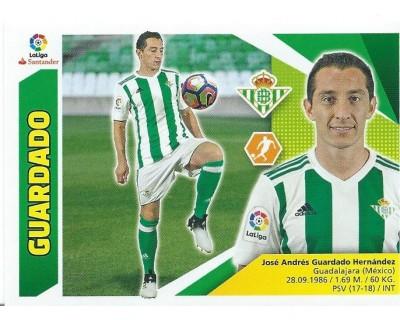 Liga Este 2017/2018 Real Betis Nº 11
