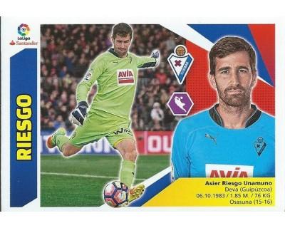 Liga Este 2017/2018 S.D. Eibar Nº 1