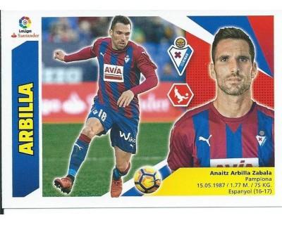 Liga Este 2017/2018 S.D. Eibar Nº 3