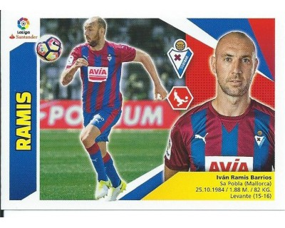 Liga Este 2017/2018 S.D. Eibar Nº 6