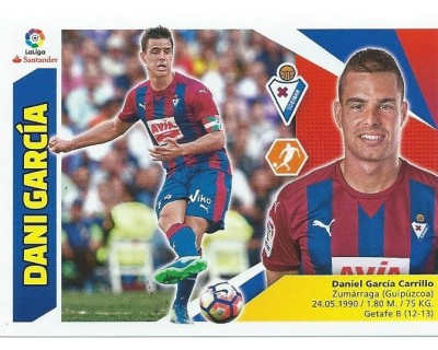 Liga Este 2017/2018 S.D. Eibar Nº 8