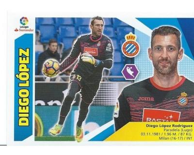 Liga Este 2017/2018 R.C.D. Espanyol Nº 1