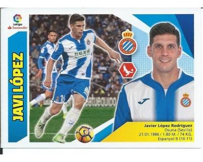 Liga Este 2017/2018 R.C.D. Espanyol Nº 3
