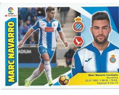 Liga Este 2017/2018 R.C.D. Espanyol Nº 4