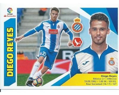 Liga Este 2017/2018 R.C.D. Espanyol Nº 5