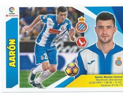 Liga Este 2017/2018 R.C.D. Espanyol Nº 7