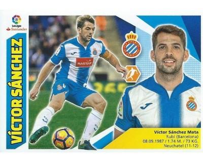 Liga Este 2017/2018 R.C.D. Espanyol Nº 8