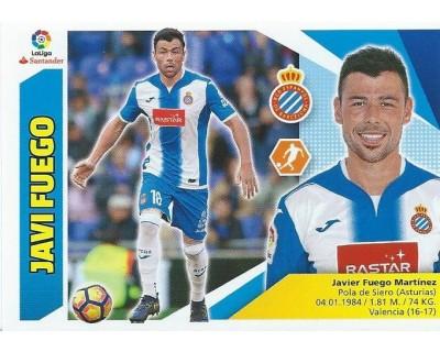 Liga Este 2017/2018 R.C.D. Espanyol Nº 9