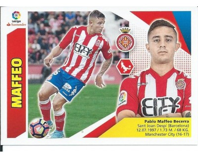 Liga Este 2017/2018 Girona C.F. Nº 3