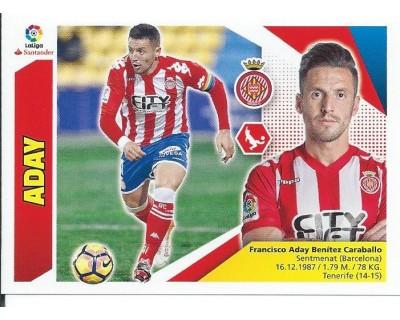 Liga Este 2017/2018 Girona C.F. Nº 7