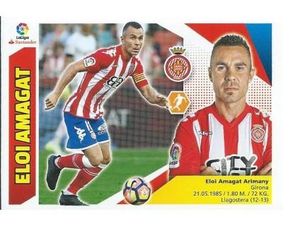 Liga Este 2017/2018 Girona C.F. Nº 9
