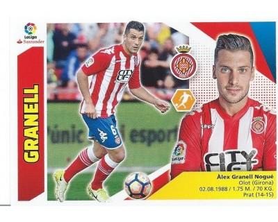 Liga Este 2017/2018 Girona C.F. Nº 10