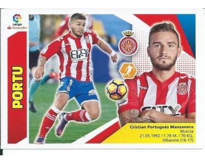 Liga Este 2017/2018 Girona C.F. Nº 11