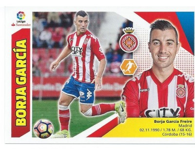 Liga Este 2017/2018 Girona C.F. Nº 12