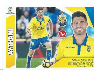 Liga Este 2017/2018 U.D. Las Palmas Nº 5
