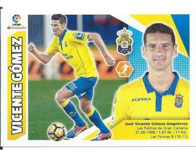 Liga Este 2017/2018 U.D. Las Palmas Nº 8