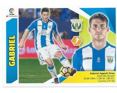 Liga Este 2017/2018 C.D. Leganés Nº 11