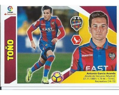Liga Este 2017/2018 Levante U.D. Nº 7