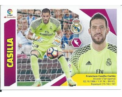 Liga Este 2017/2018 Real Madrid C.F. Nº 2