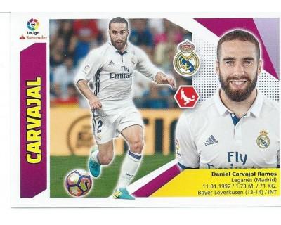 Liga Este 2017/2018 Real Madrid C.F. Nº 3