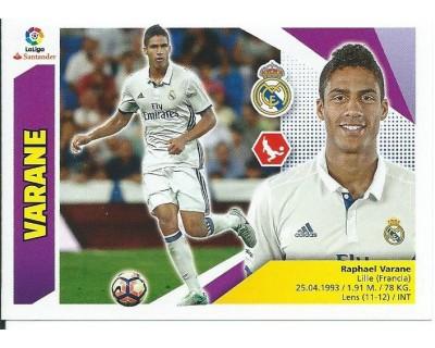 Liga Este 2017/2018 Real Madrid C.F. Nº 5
