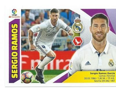 Liga Este 2017/2018 Real Madrid C.F. Nº 6