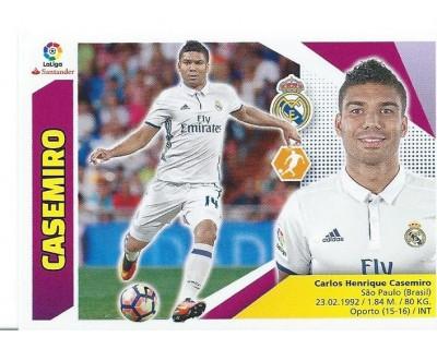 Liga Este 2017/2018 Real Madrid C.F. Nº 8