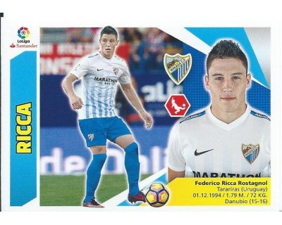 Liga Este 2017/2018 Málaga C.F. Nº 7