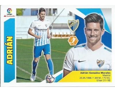 Liga Este 2017/2018 Málaga C.F. Nº 9