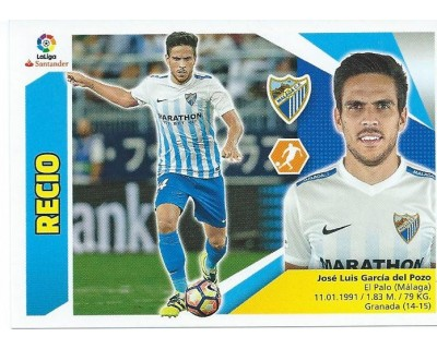 Liga Este 2017/2018 Málaga C.F. Nº 10