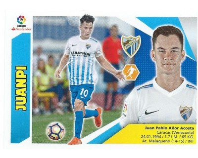 Liga Este 2017/2018 Málaga C.F. Nº 12