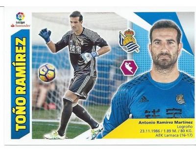 Liga Este 2017/2018 Real Sociedad Nº 2