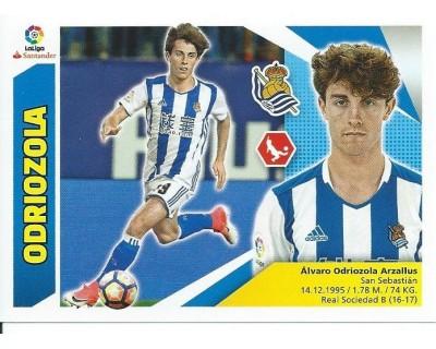 Liga Este 2017/2018 Real Sociedad Nº 3
