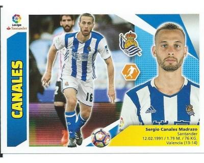 Liga Este 2017/2018 Real Sociedad Nº 11