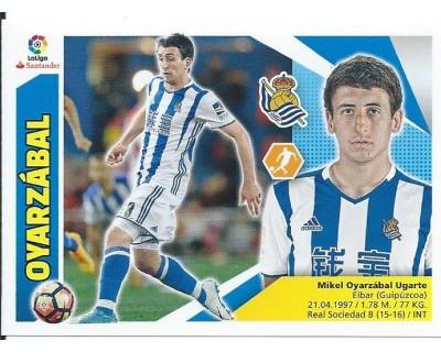 Liga Este 2017/2018 Real Sociedad Nº 13