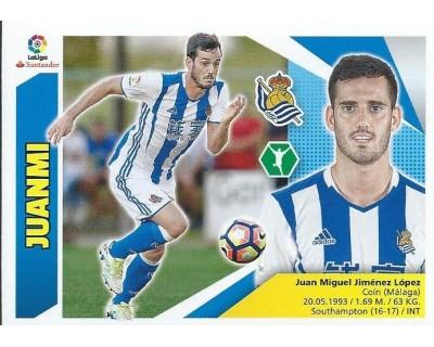 Liga Este 2017/2018 Real Sociedad Nº 15