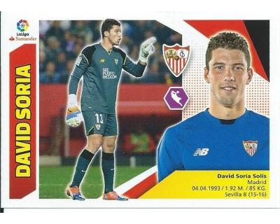 Liga Este 2017/2018 Sevilla C.F. Nº 2