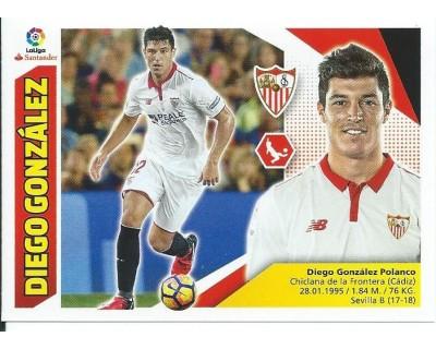 Liga Este 2017/2018 Sevilla C.F. Nº 4