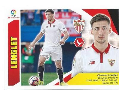 Liga Este 2017/2018 Sevilla C.F. Nº 5