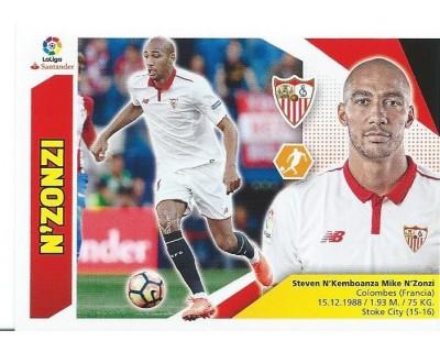 Liga Este 2017/2018 Sevilla C.F. Nº 8