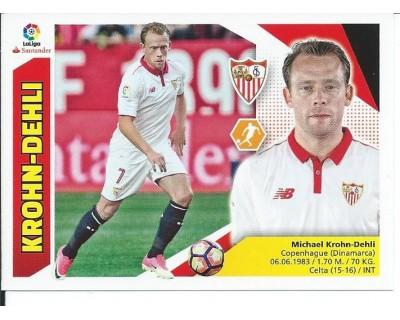 Liga Este 2017/2018 Sevilla C.F. Nº 9