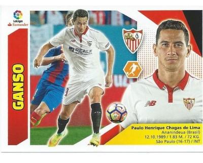 Liga Este 2017/2018 GANSO Sevilla C.F. Nº 11
