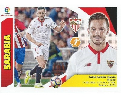 Liga Este 2017/2018 Sevilla C.F. Nº 12