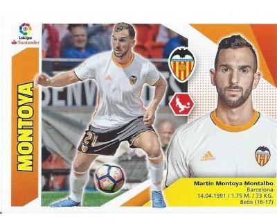 Liga Este 2017/2018 Valencia C.F. Nº 3