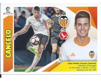 Liga Este 2017/2018 Valencia C.F. Nº 4