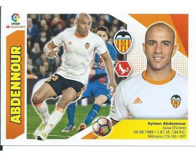 Liga Este 2017/2018 Valencia C.F. Nº 6