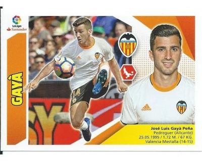 Liga Este 2017/2018 Valencia C.F. Nº 7