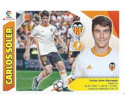 Liga Este 2017/2018 Valencia C.F. Nº 10