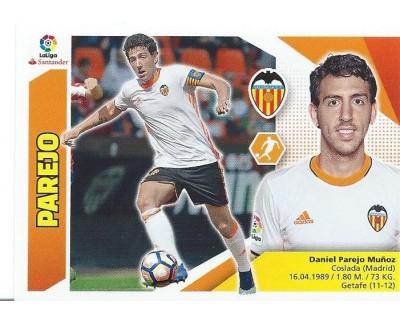 Liga Este 2017/2018 Valencia C.F. Nº 11
