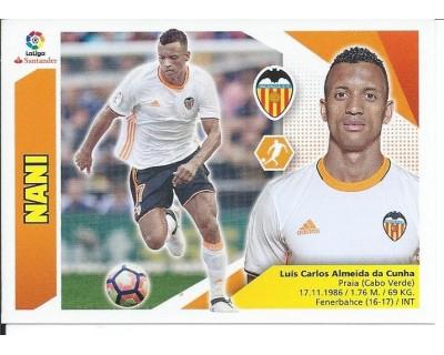 Liga Este 2017/2018 Valencia C.F. Nº 12